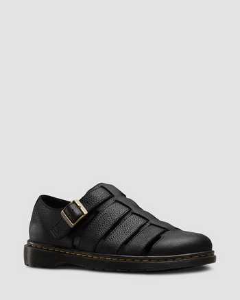 BLACK | Sandales | Dr. Martens