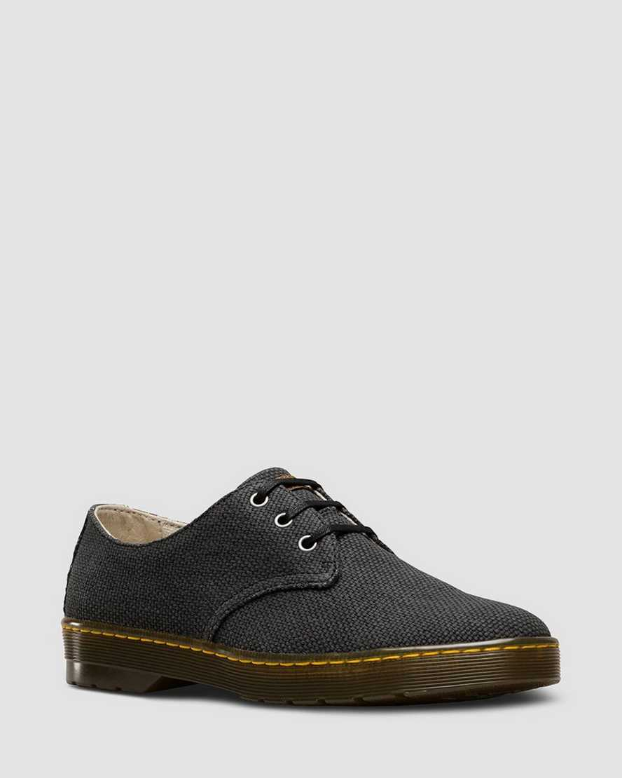 DELRAY MILITARY CANVAS | Dr Martens