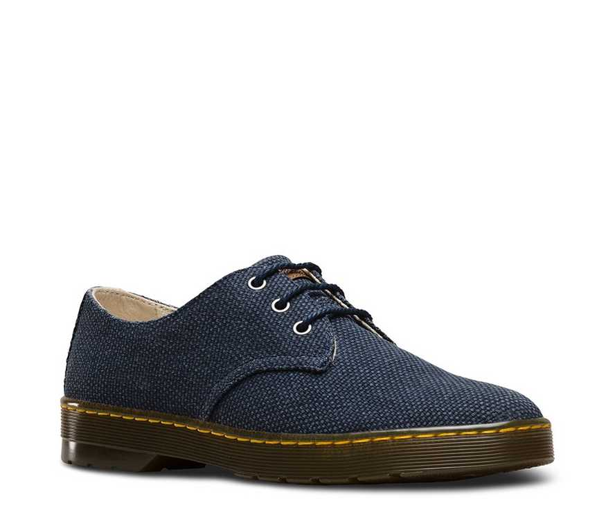 DELRAY MILITARY CANVAS   Dr Martens