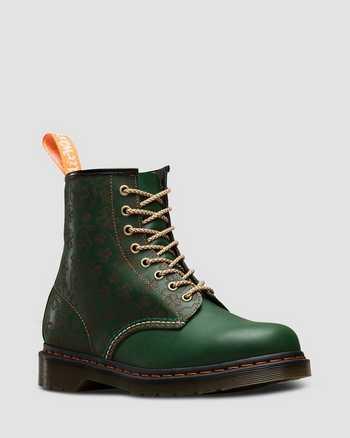 DARK GREEN | Boots | Dr. Martens