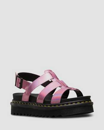 MALLOW PINK | Sandals | Dr. Martens