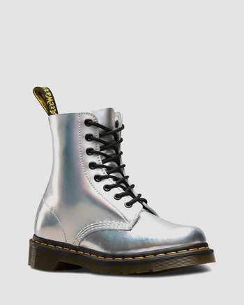 SILVER LAZER | Boots | Dr. Martens