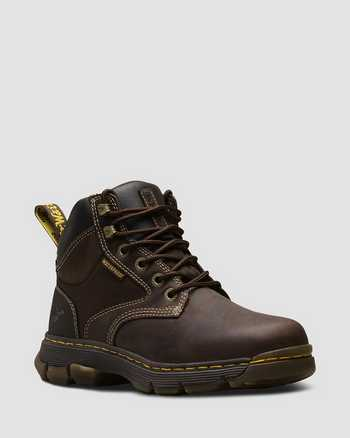 DARK BROWN+DARK BROWN | Laarzen | Dr. Martens