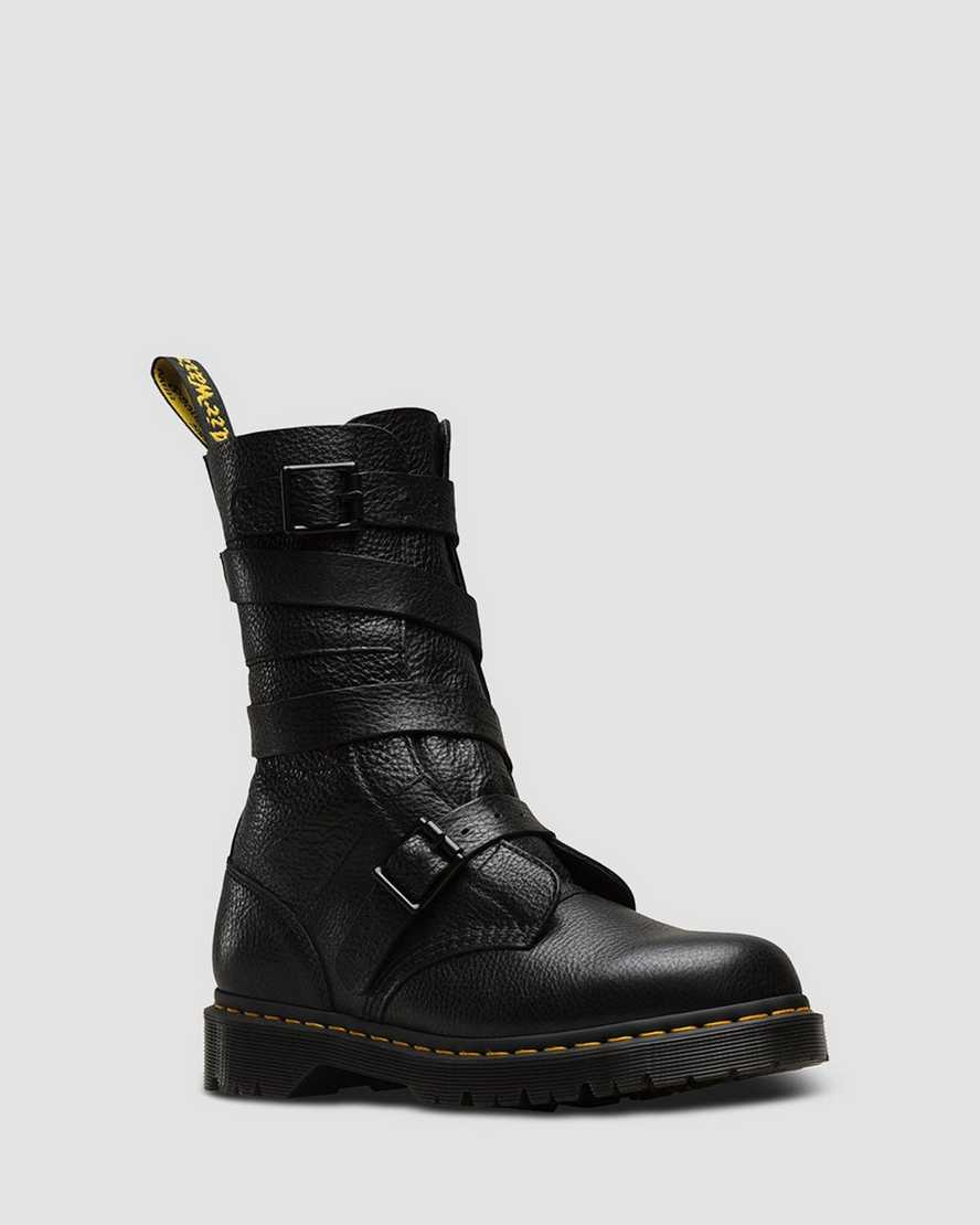 Bevan Leather Boots Shoes Amp Accessories Dr Martens Uk