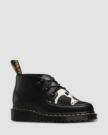 BLACK+FREESIAN | Boots | Dr. Martens