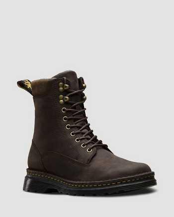 DARK CHOCOLATE   Boots   Dr. Martens