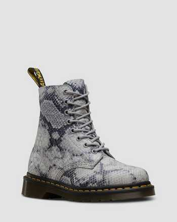 LIGHT GREY | Bottes | Dr. Martens