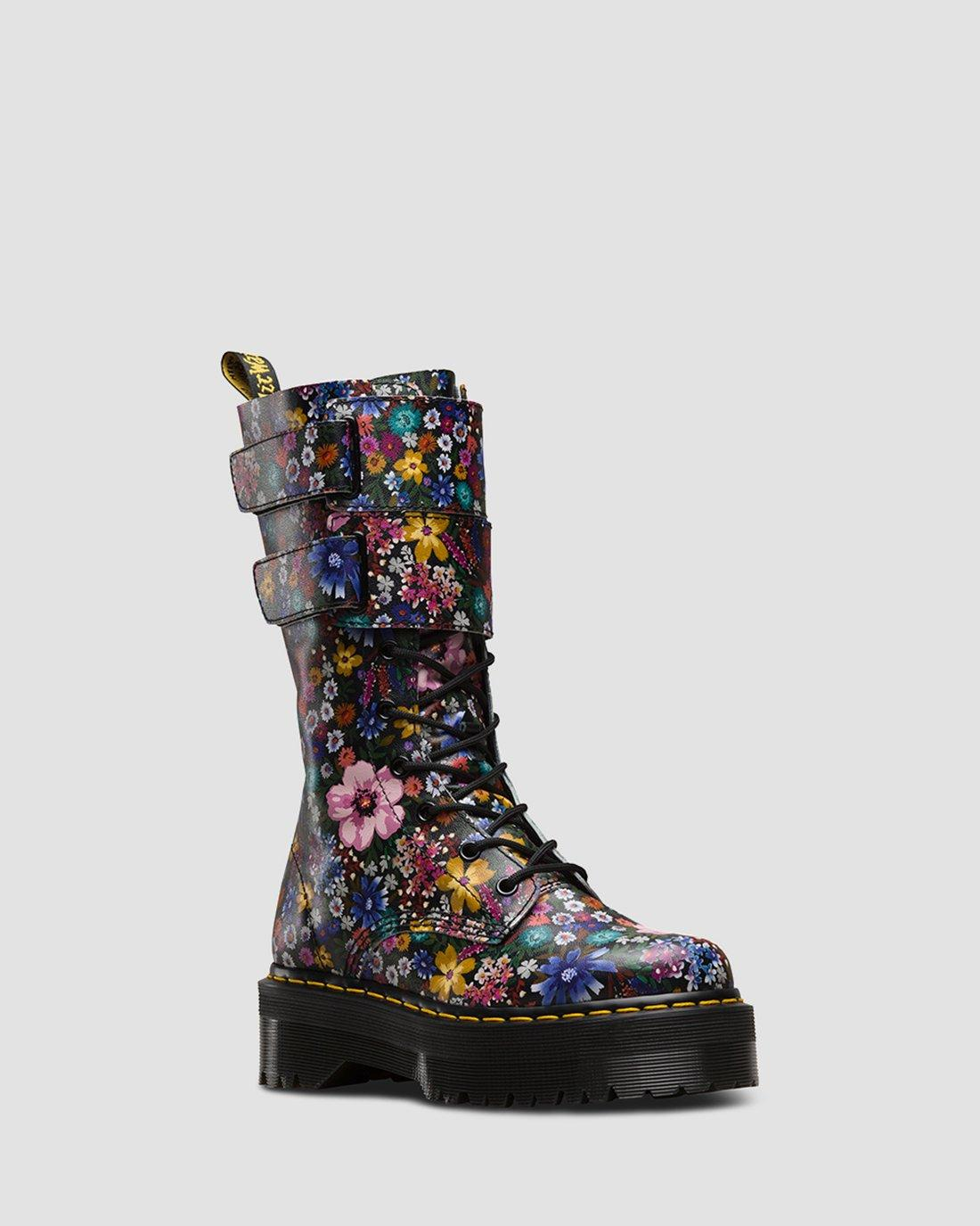 JAGGER WANDERLUST   Leather Boots