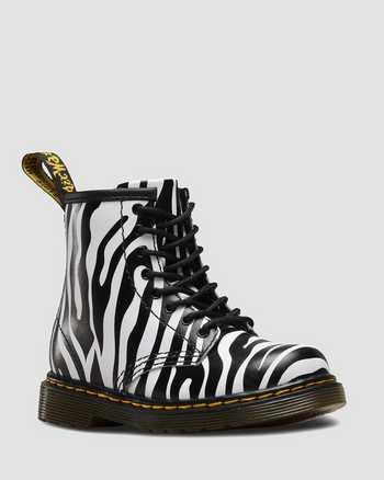 BLACK+WHITE | Stivali | Dr. Martens