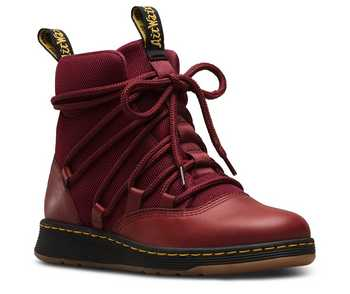 CHERRY RED | Laarzen | Dr. Martens