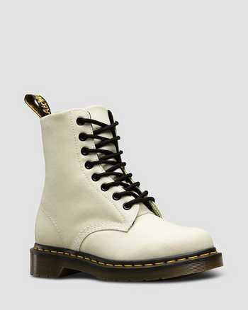 WHITE/PURPLE | Boots | Dr. Martens