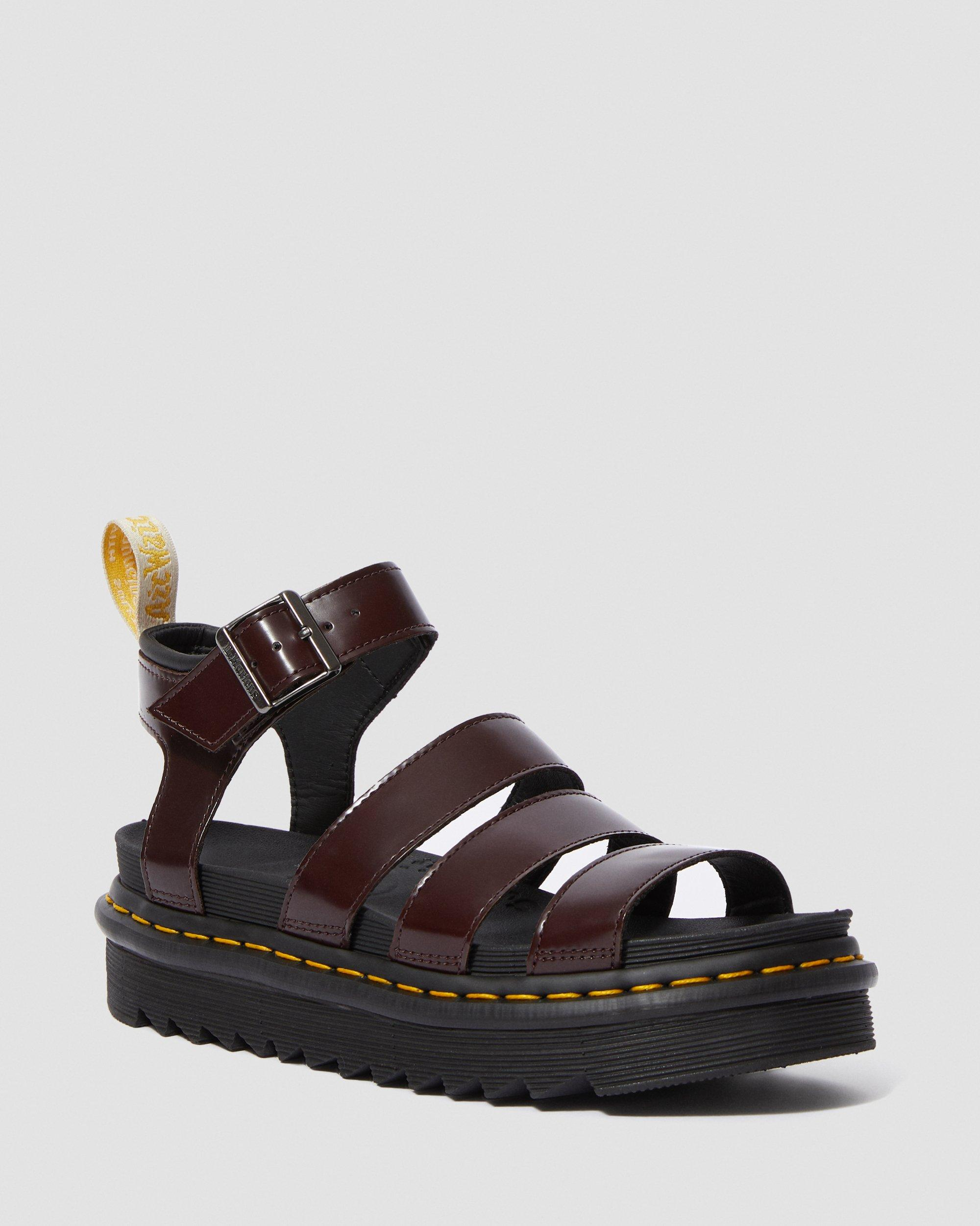 Vegan Blaire Oxford Brush Sandals | Summer Shoes | Leather