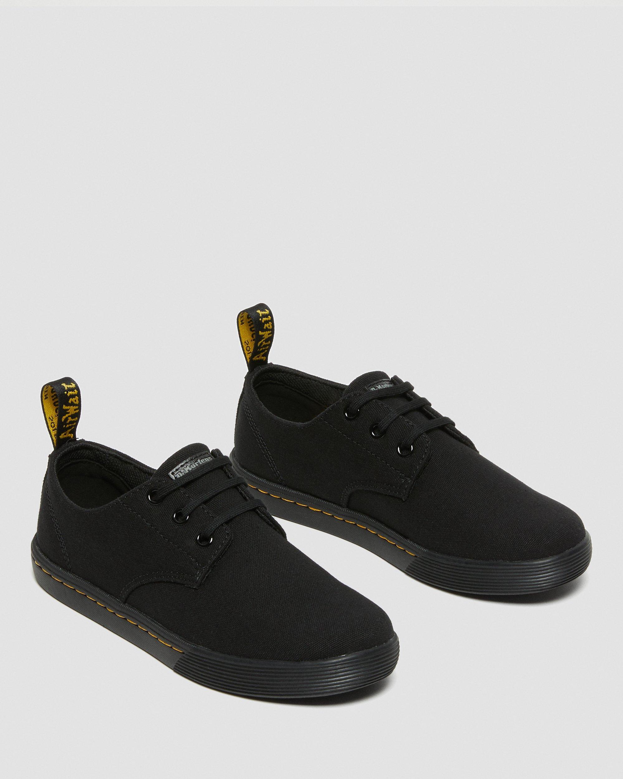 Women Super Sale Dr. Martens SANTANITA CANVAS Canvas Shoes