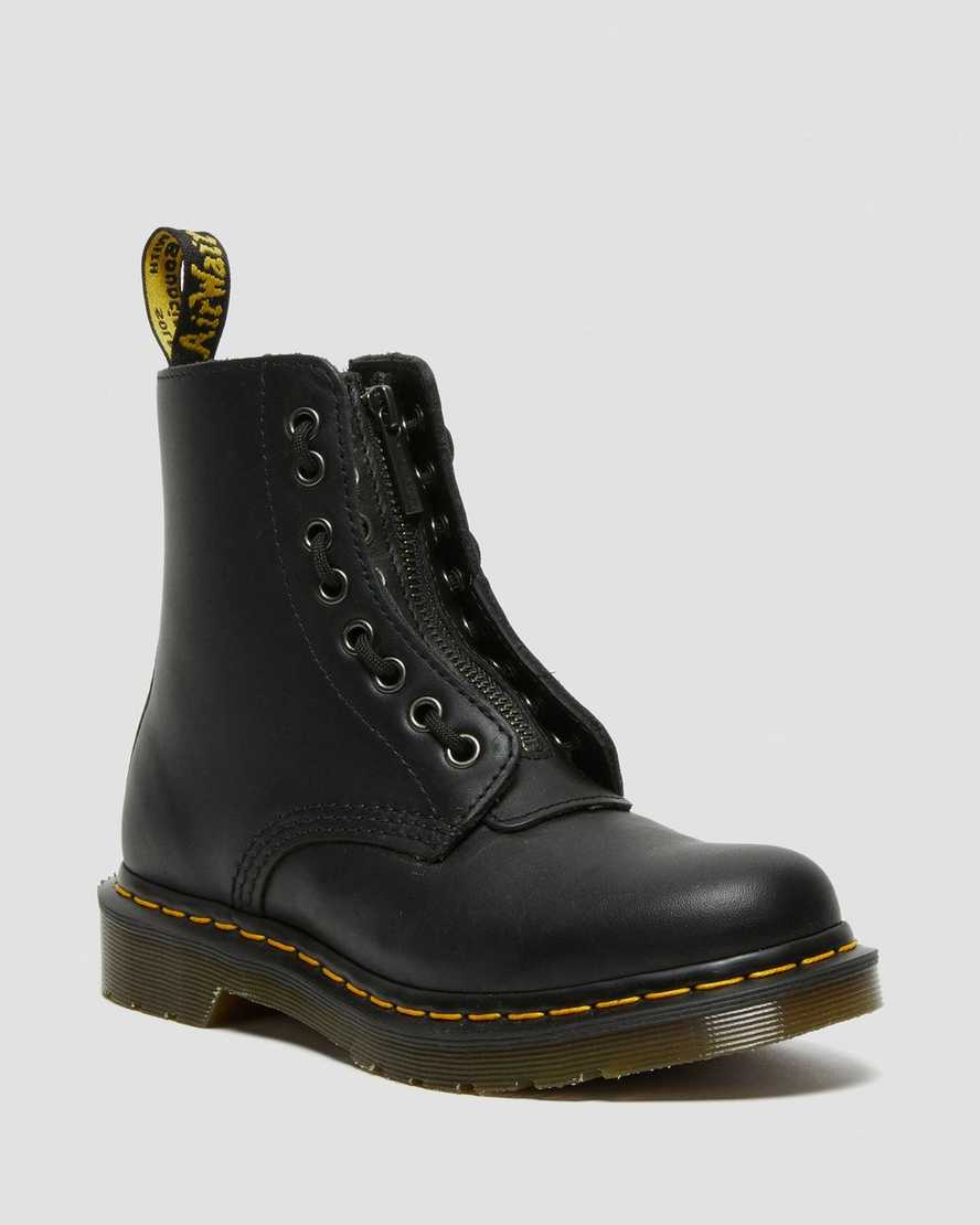 new york large discount latest design DR MARTENS 1460 PASCAL FRONT ZIP