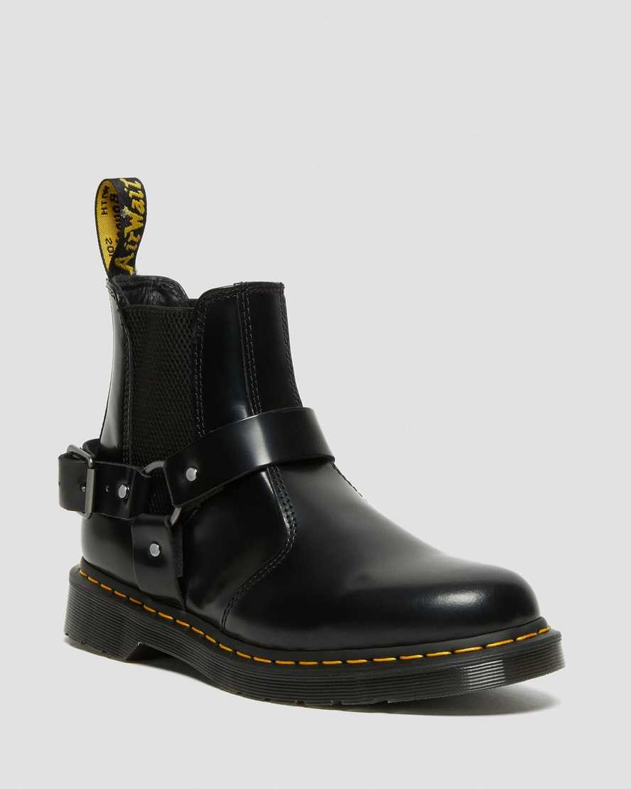 best online detailed pictures best authentic DR MARTENS WINCOX CHELSEA BOOTS