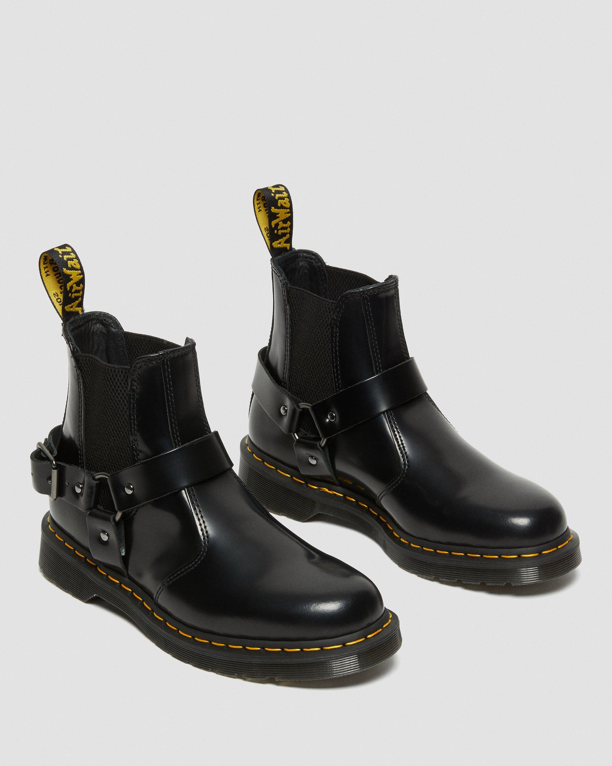 WINCOX LEATHER CHELSEA BOOTS | Dr