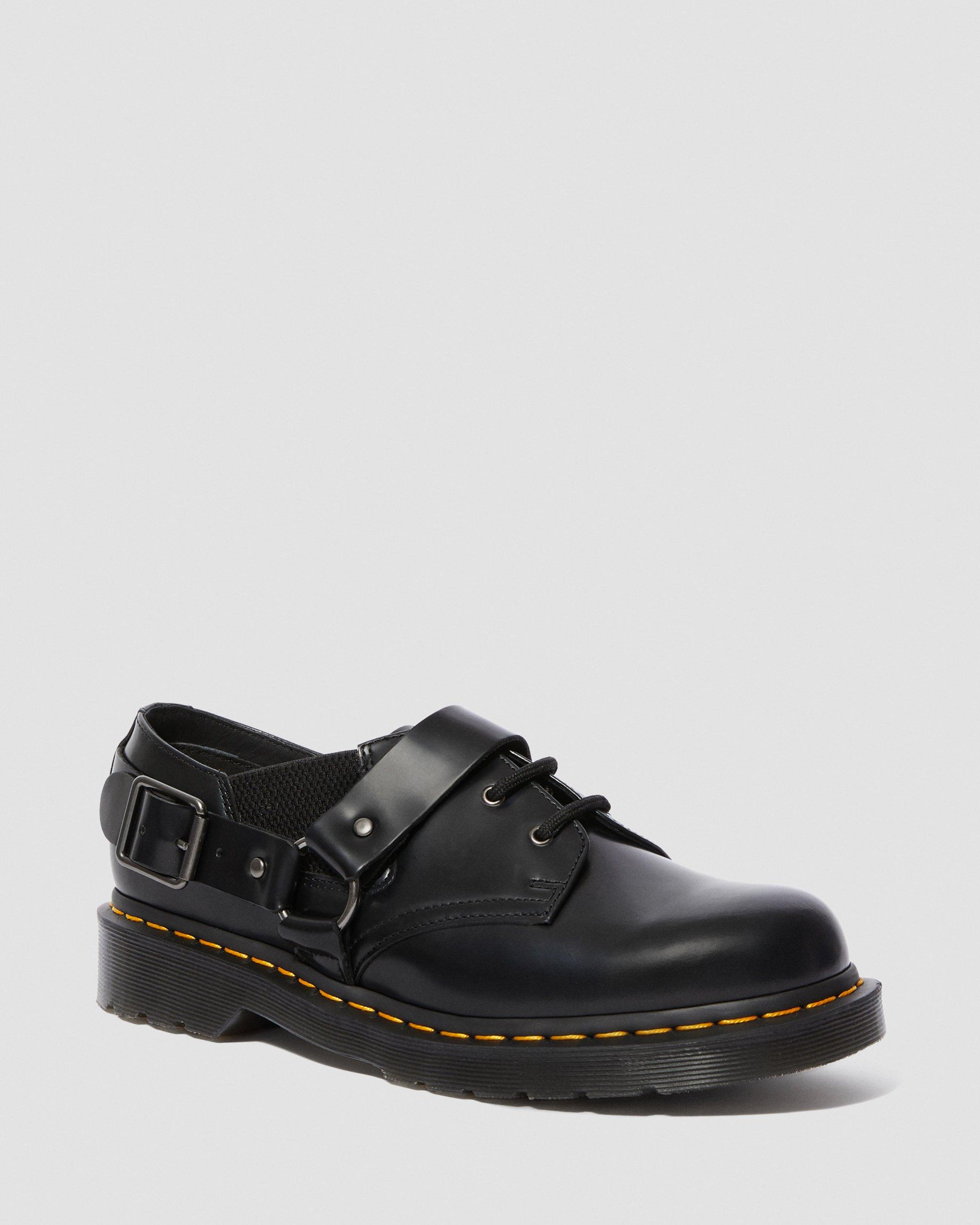 FULMAR SMOOTH LEATHER BUCKLE SHOES   Dr