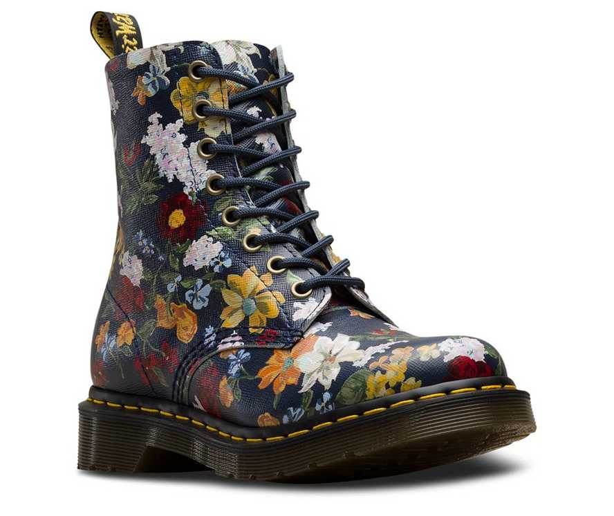ebad3cfbde167 DARCY FLORAL 1460 PASCAL | Womens | Dr. Martens Official Site
