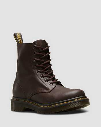 DARK BROWN | Stiefel | Dr. Martens