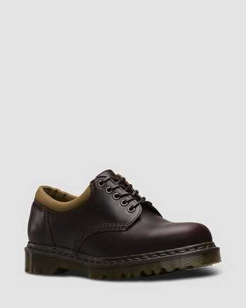 CHOCOLATE+MILITARY OLIVE | Shoes | Dr. Martens