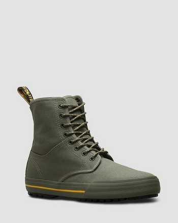 KHAKI   Boots   Dr. Martens