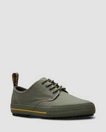 KHAKI   Shoes   Dr. Martens