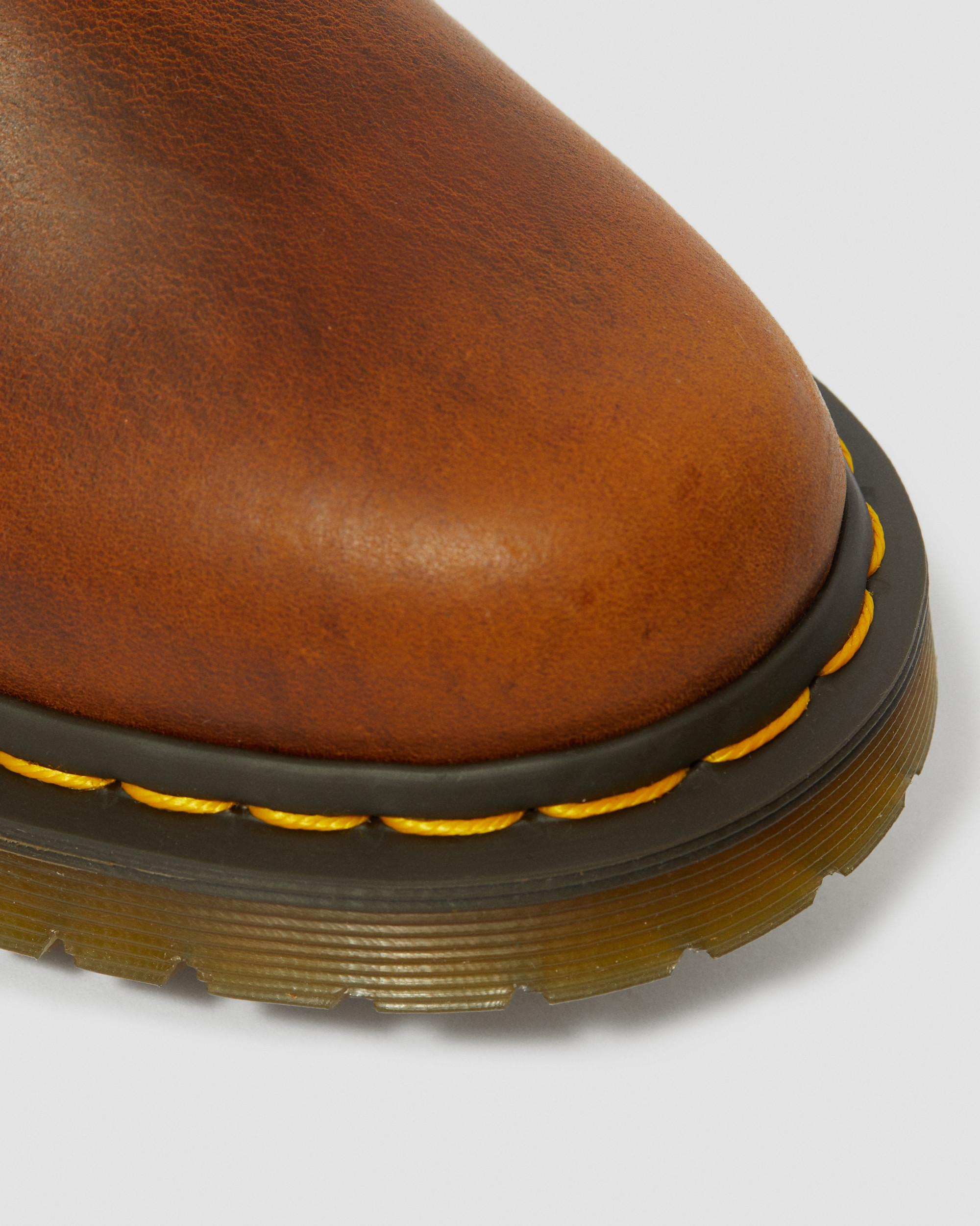Sneakers Chaussures Dr.Martens 2976 Bottes Chelsea Brown