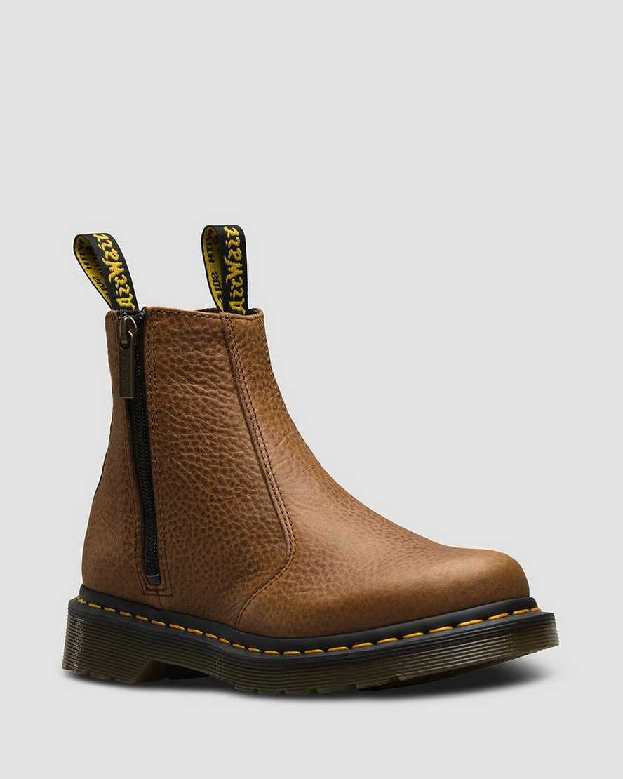 2976 W/ZIP GRIZZLY | Dr Martens