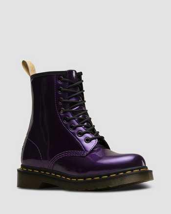 DARK PURPLE   Boots   Dr. Martens