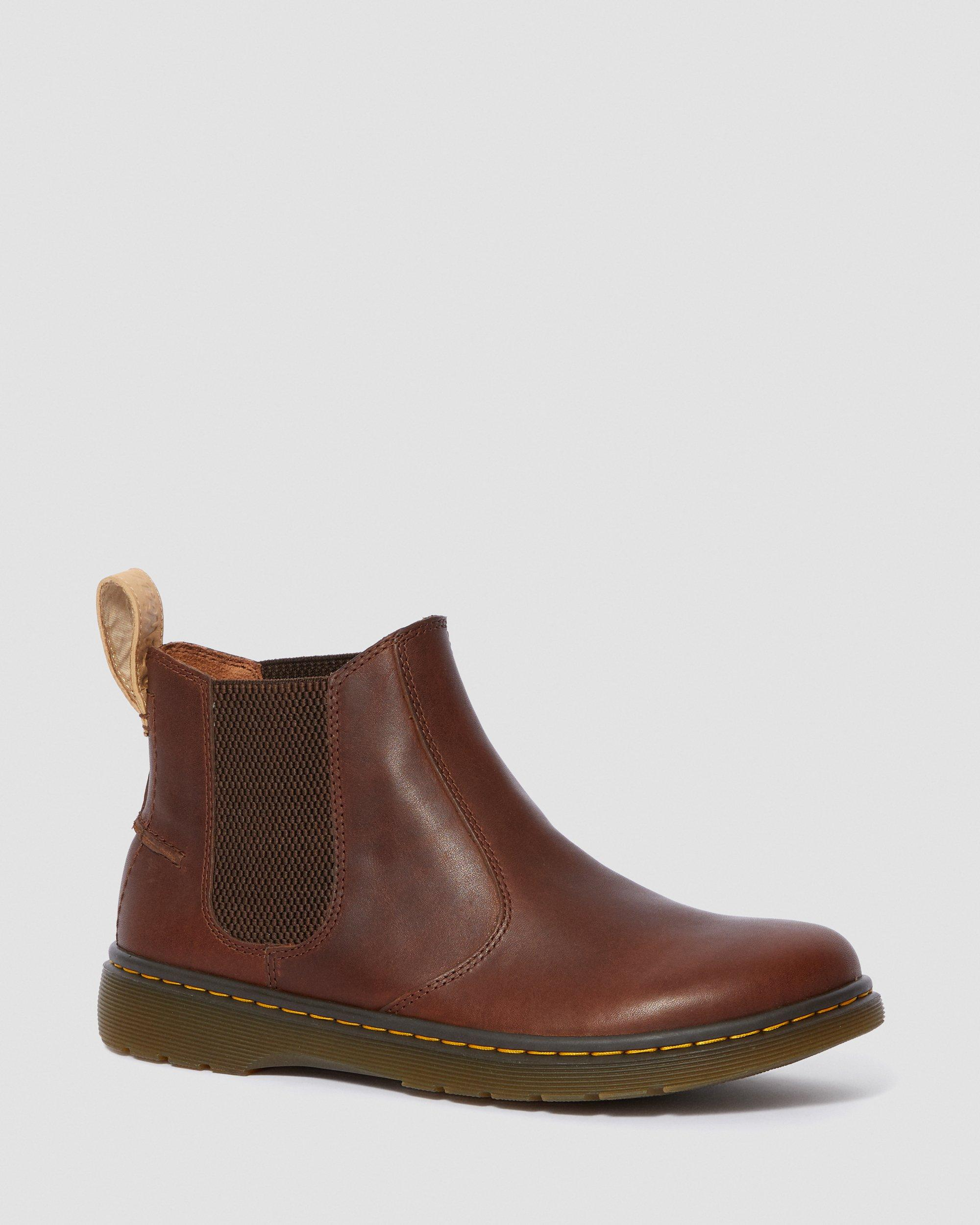 Dr Martens LYME TAN WESTFIELD 23945220 Mens Chelsea Boots Elastic Sided