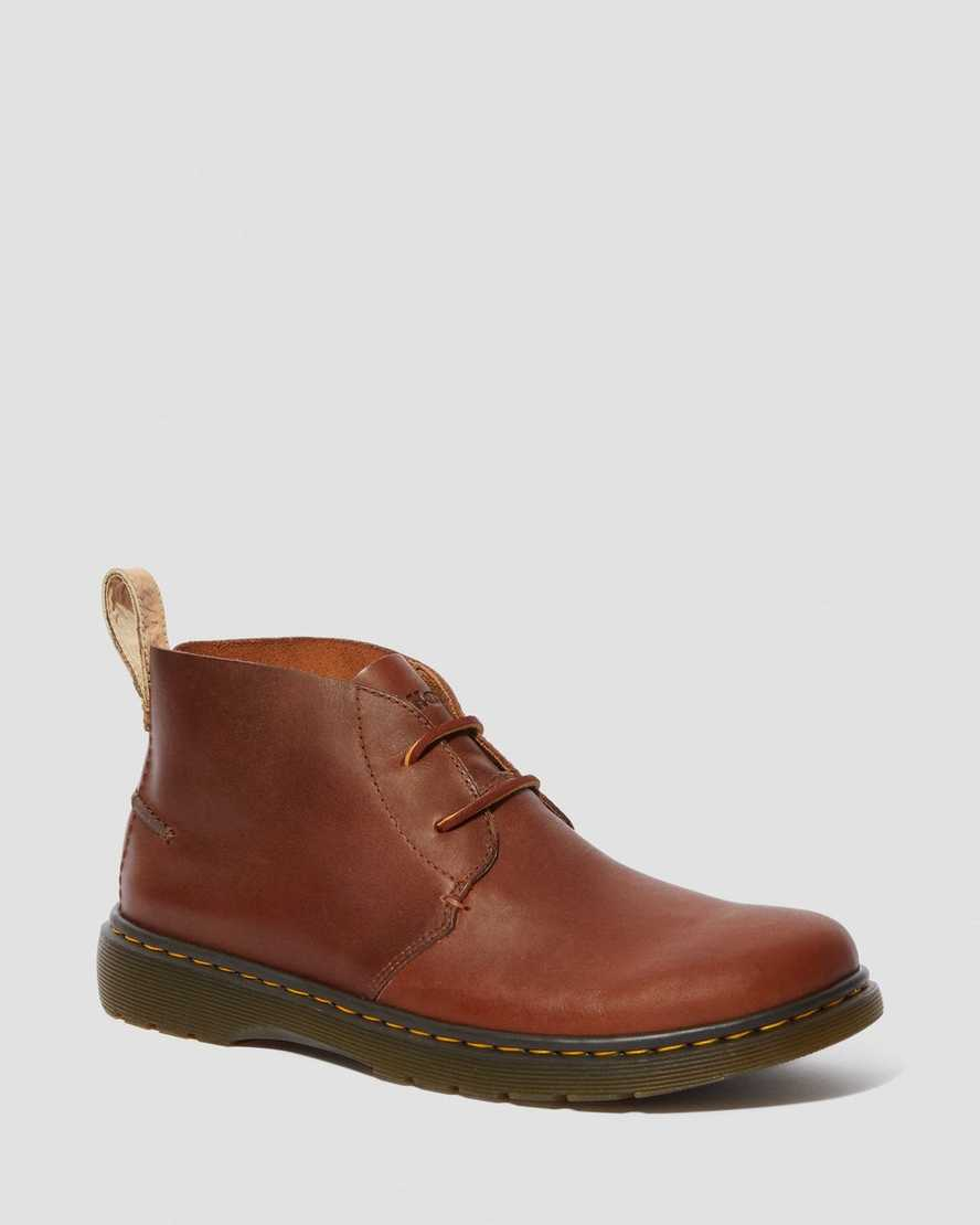 Stivali chukka di pelle Ember | Dr Martens