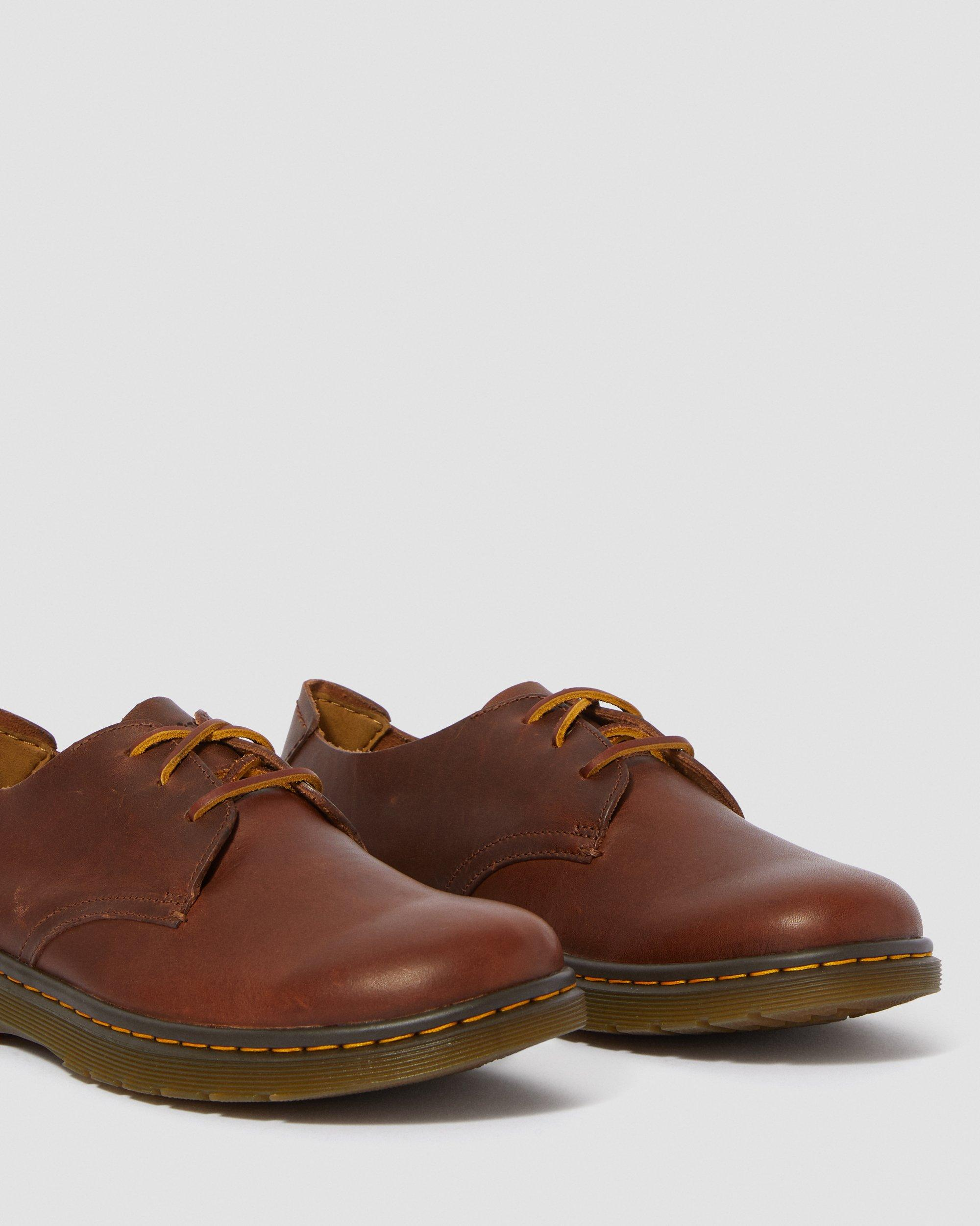 ELSFIELD LEATHER LACE UP 3-EYE SHOES