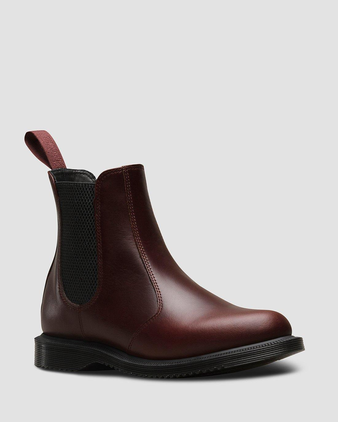 Ankle DrMartens Flora Boot Ankle DrMartens Boot