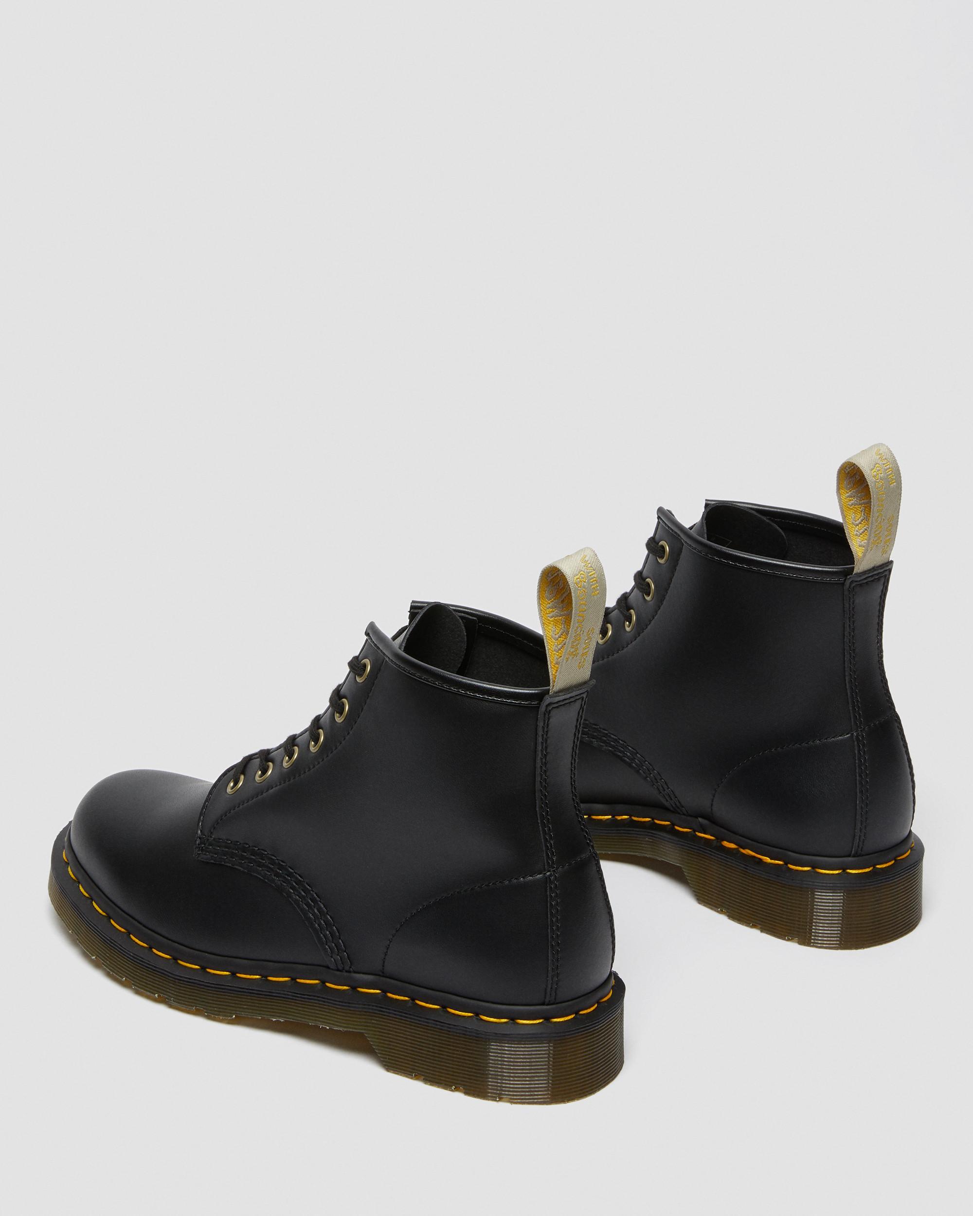 Dr. Martens 1460 Kolbert Black Felix Rub Off Damen Boots Stiefel Schuhe Schwarz, Größe:40