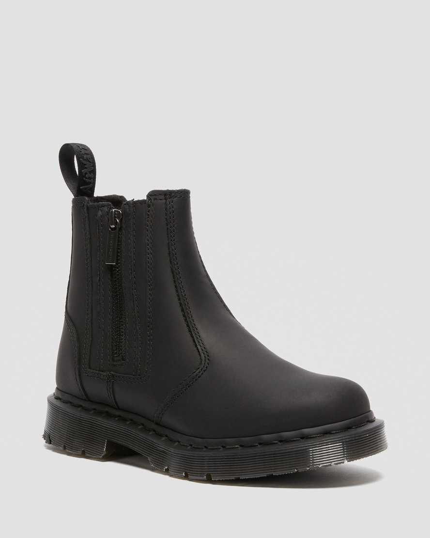clear and distinctive wide selection of designs size 40 DR MARTENS 2976 Alyson Zip DM's Wintergrip Chelsea Boots