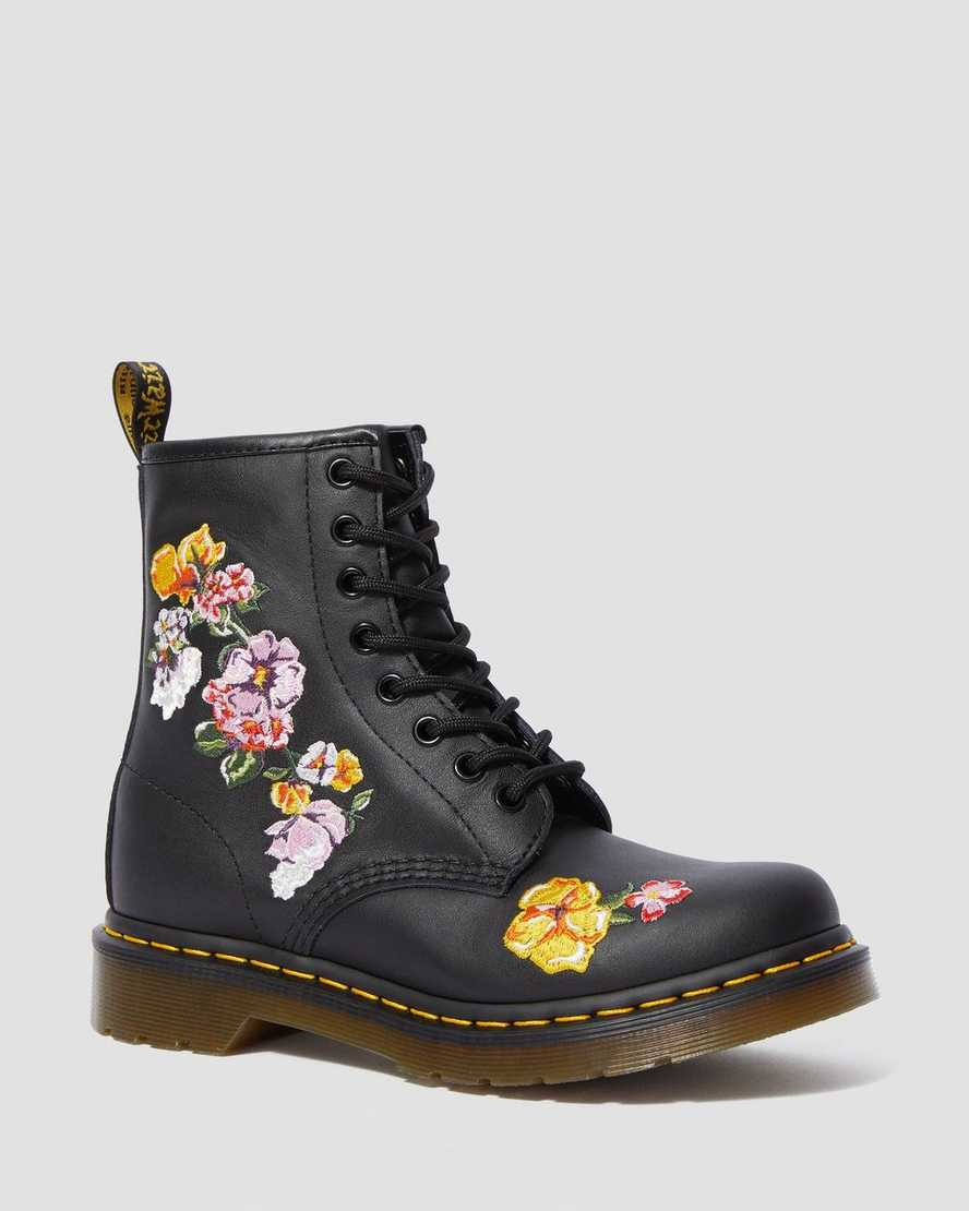 1460 VONDA II LEATHER ANKLE BOOTS | Dr Martens