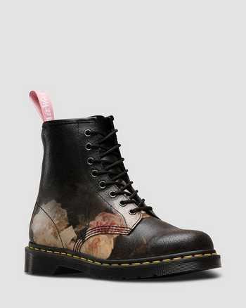 WHITE+BLACK | Boots | Dr. Martens