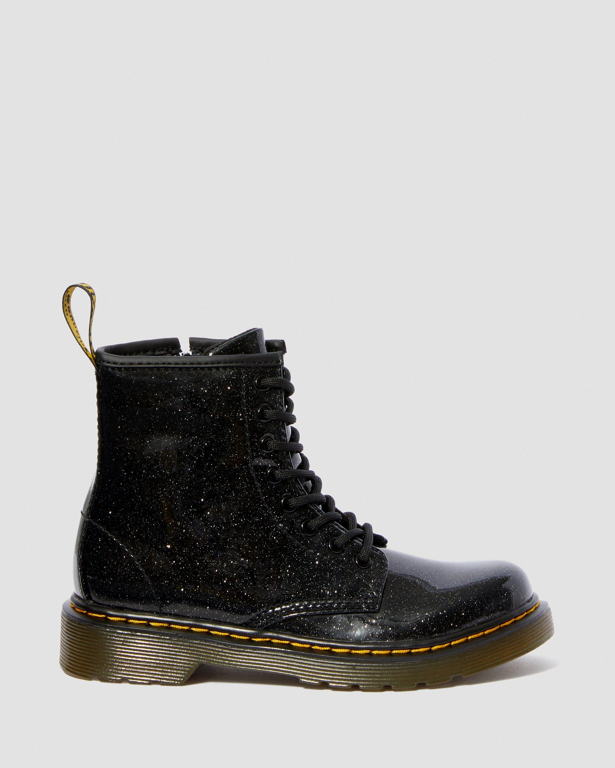 JUNIOR 1460 GLITTER LACE UP BOOTS | Dr