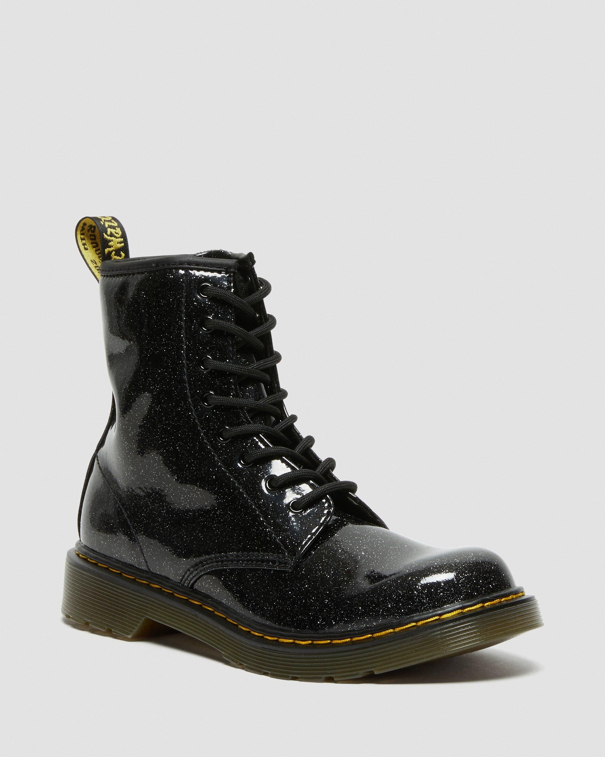 YOUTH 1460 GLITTER LACE UP BOOTS   Kids   Dr. Martens Official