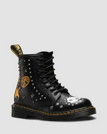 BLACK MULTI | Boots | Dr. Martens