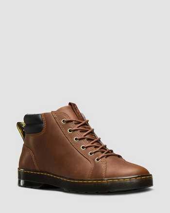 TAN   Boots   Dr. Martens