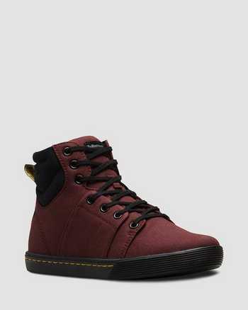 OLD OXBLOOD+BLACK | Boots | Dr. Martens