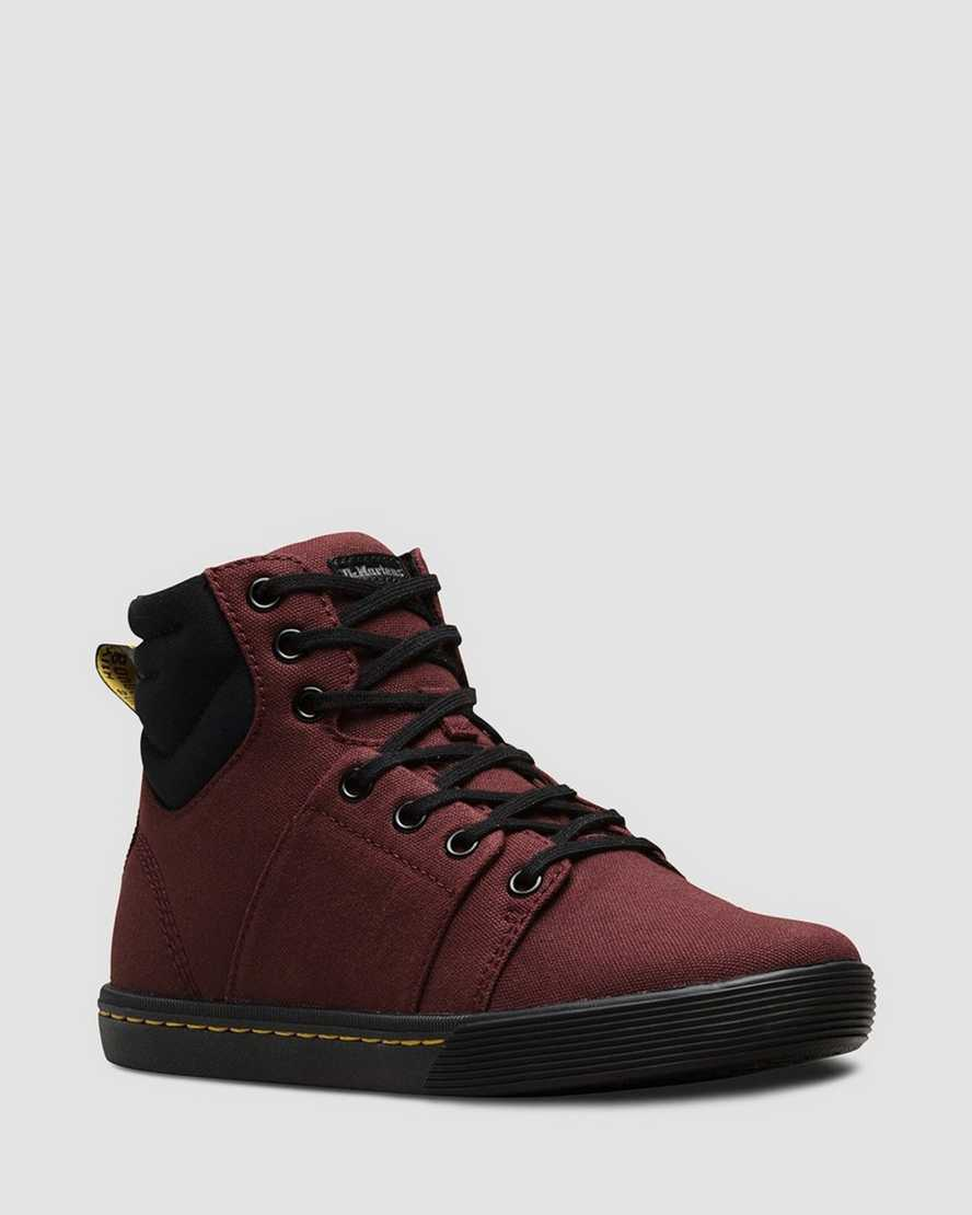 Rozarya Women's Canvas Casual Boots | Dr Martens