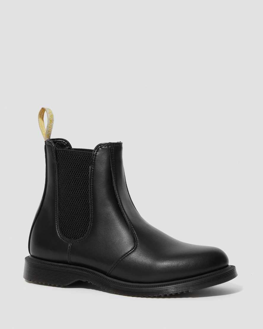 hottest sale hot sales sleek DR MARTENS Vegan Flora Chelsea Boots