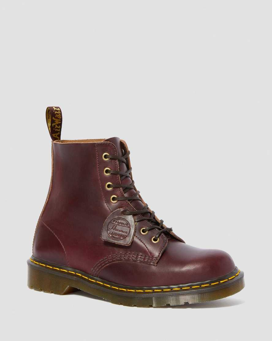 1460 PASCAL MADE IN ENGLAND CHROMEXCEL BOOTS | Dr Martens