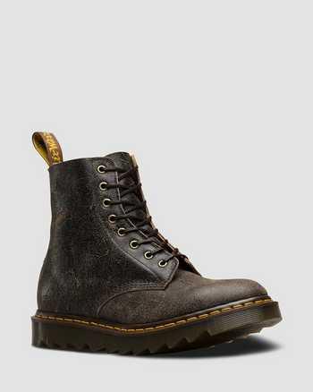 COGNAC | Boots | Dr. Martens