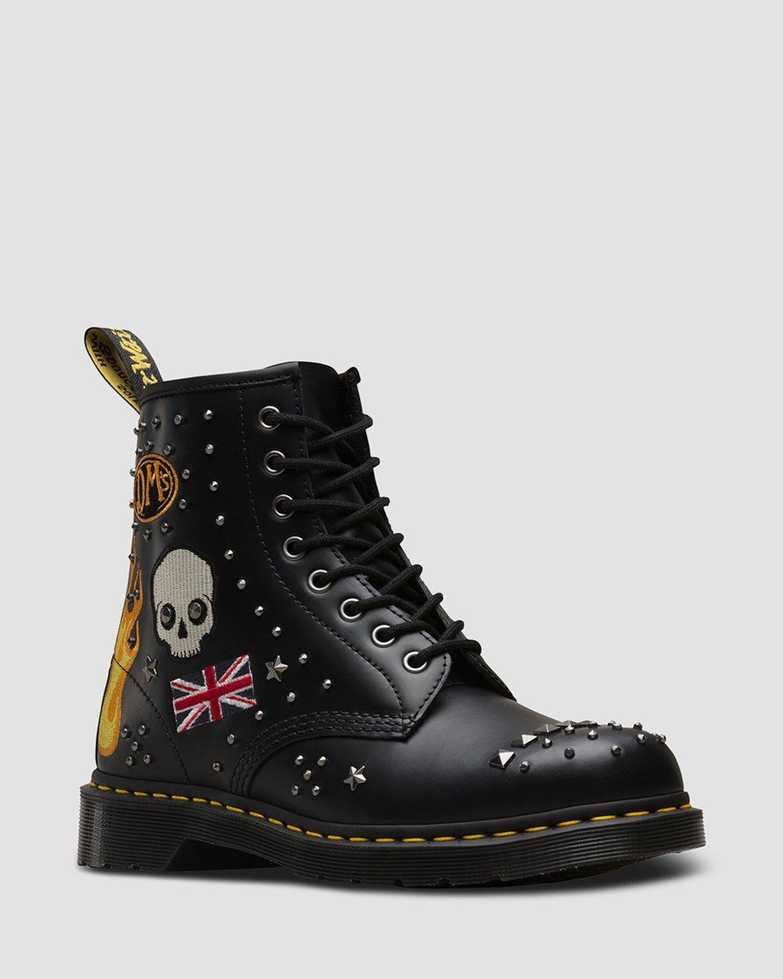 1460 ROCK & ROLL | SALE | Leren boots, schoenen