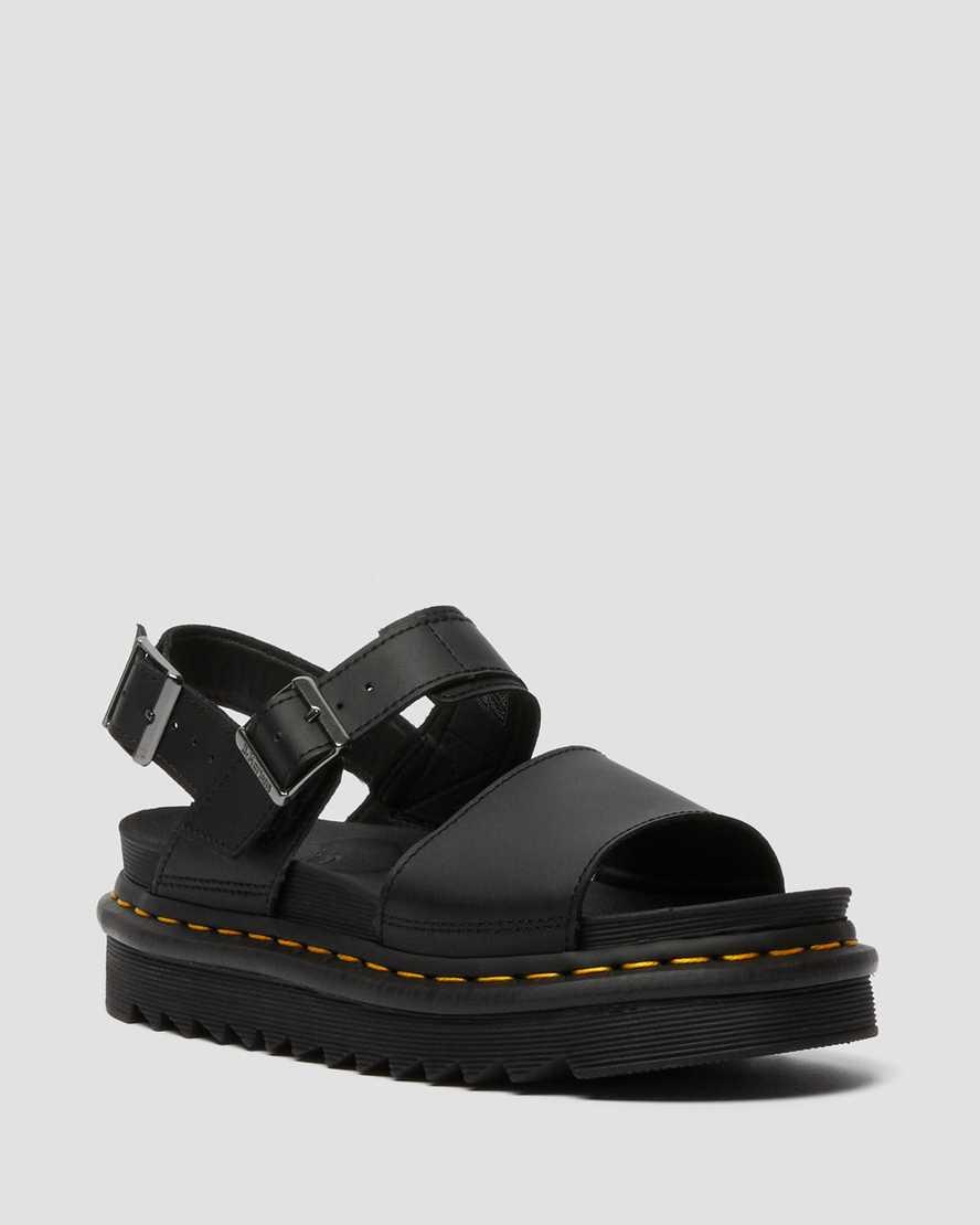 Voss Women's Leather Strap SandalsVoss Women's Leather Strap Sandals | Dr Martens