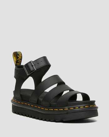 BLACK | Sandals | Dr. Martens