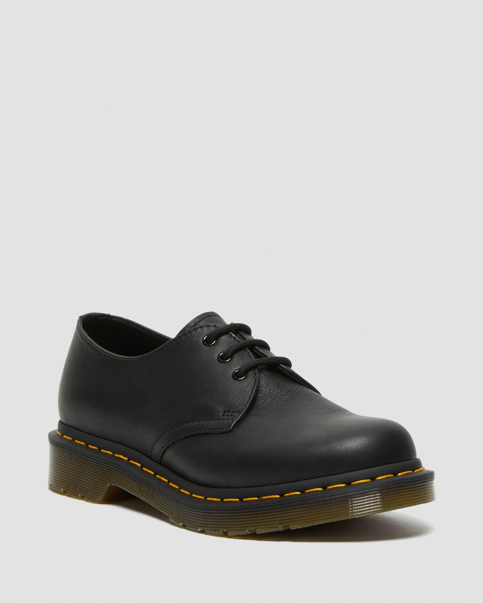 VIRGINIA LEATHER OXFORD SHOES   Dr. Martens